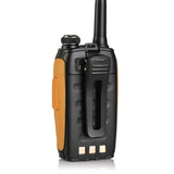 Baofeng GT-3 Mark II [5 Pack Cable] | Dual Band | 5W | Better Antenna | VOX | Flashlight - Radioddity