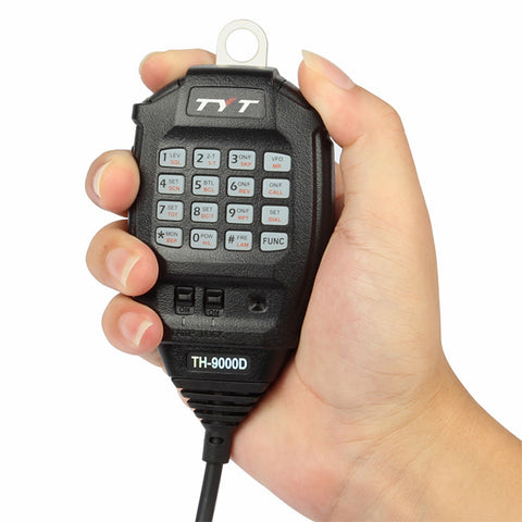 TYT TH-9000D 60W VHF 220-260MHz Car Radio  + Cable [DISCONTINUED] - Radioddity