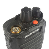 Baofeng BF-9700 [10 Pack + Cable] | UHF | 7/5/1W | Waterproof | Noise Reduction - Radioddity