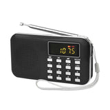 Radioddity L-908 Mini Digital FM LCD Radio Speaker [DISCONTINUED] - Radioddity