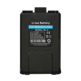1800MAH Li-ion Battery for Baofeng UV-5R - Radioddity