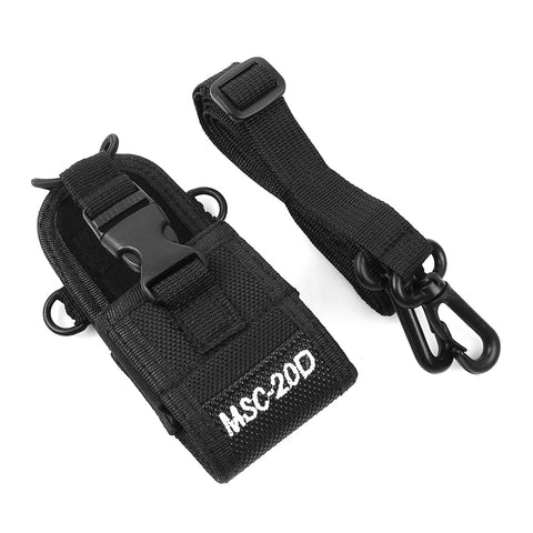 MSC-20D Nylon Radio Case Holder