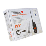 TYT UV8000E + 3600mAh Battery + Programming Cable