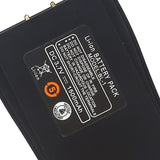 Battery for Baofeng BF-888S with USB Port - Radioddity