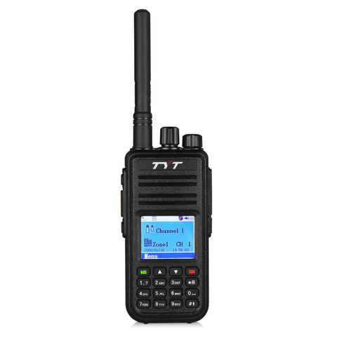 TYT MD-380 VHF DMR + Programming Cable [DISCONTINUED] - Radioddity