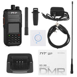 TYT MD-380 VHF DMR + Programming Cable