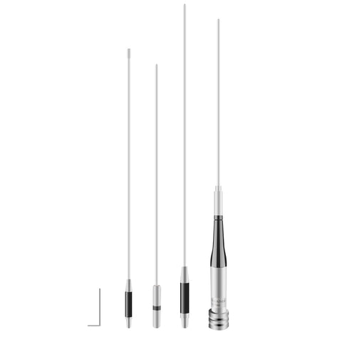 Dual Band Mobile Car Radio Antenna Harvest 144/430Mhz  5.0db/7.6db 150w - Radioddity