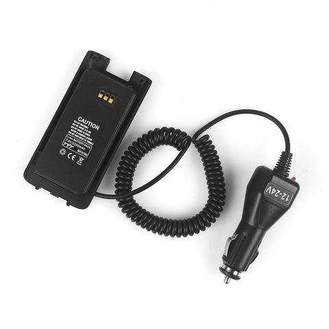 Car Charger Battery Eliminator for TYT MD-390/MD-390 GPS - Radioddity