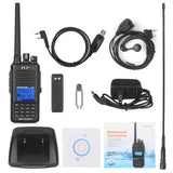 TYT MD-390G Waterproof VHF Two-Way Radio + GPS - Radioddity