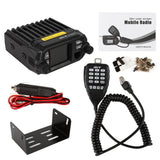 QYT KT-7900D 25W Quad Band Car Mobile Radio [DISCONTINUED] - Radioddity