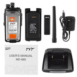 TYT MD-680 UHF Waterproof Digital Radio