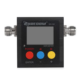 Surecom SW-102 Dual Band LCD Digital SWR & Power Meter [DISCONTINUED] - Radioddity