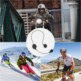 M1 Wireless Stereo Motorcycle Helmet Headset Bluetooth 4.1