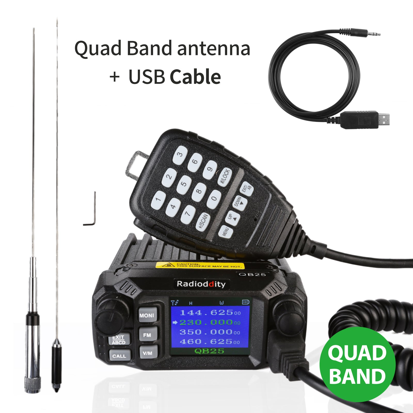 Cable Tester Uses Quad Latch