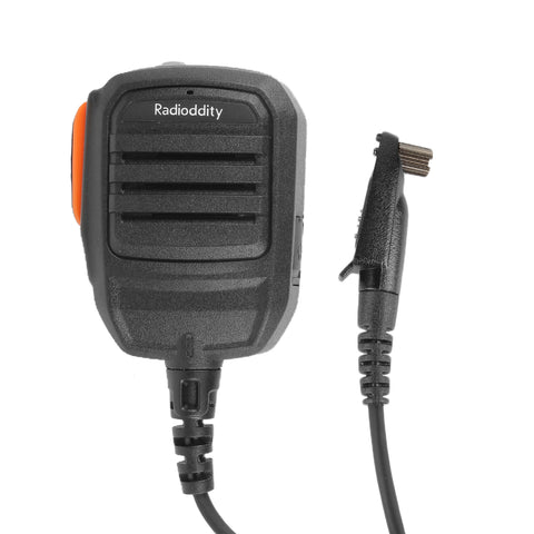 Radioddity Waterproof Shoulder Speaker Mic | GD-55 Plus Only - Radioddity