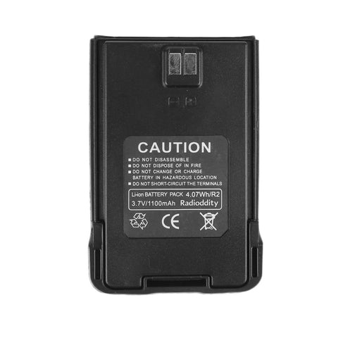 Battery For Radioddity R2 1100mAh