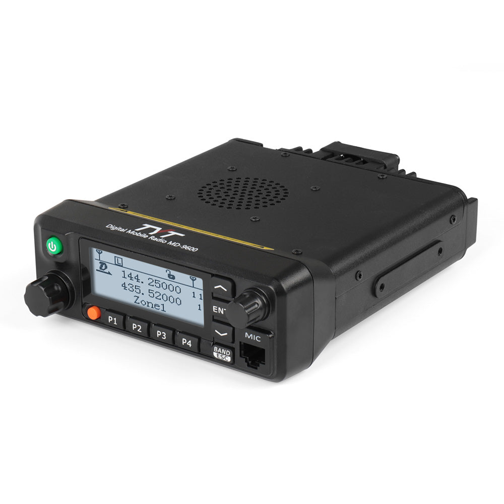 TYT MD-9600 Dual Band DMR Mobile Car Truck Transceiver