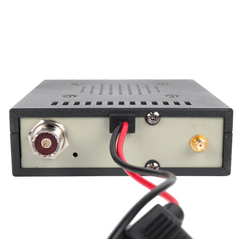 VGC VR-P25UD UHF Analog and DMR Radio Amplifier - Radioddity