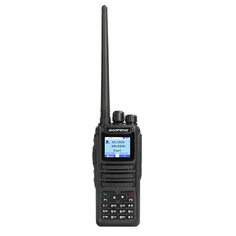 Baofeng DM-1701 Dual Band DMR Digital Two Way Radio - Radioddity