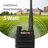 GD-77 Dual Band DMR (Inverted Display) - Radioddity