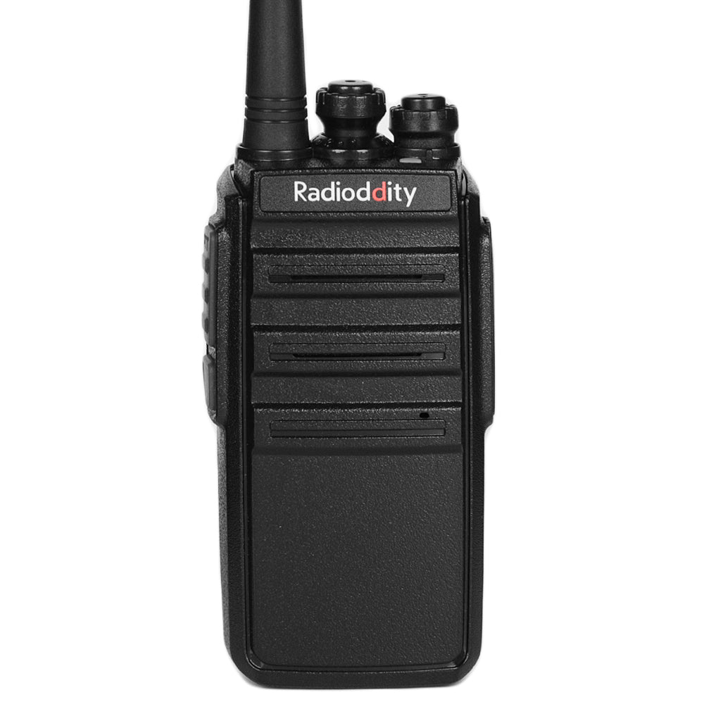 GA-2S UHF Long Range Two Way Radio Rechargeable VOX Walkie Talkies - Radioddity
