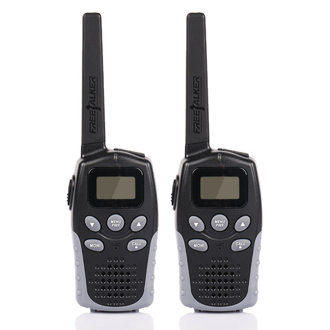 Radioddity JJ-310 Mini Walkie Talkies for Kids [1 Pair]