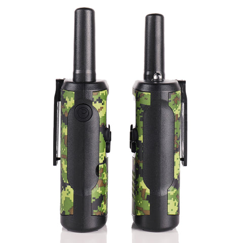 Radioddity JJ-220 Mini Walkie Talkies for Kids [1 Pair] - Radioddity