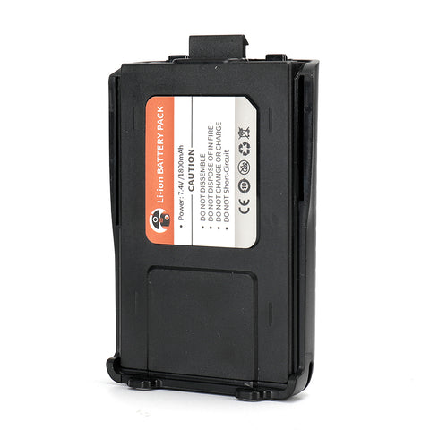 Battery for Radioddity GA-5S 1800mAh - Radioddity