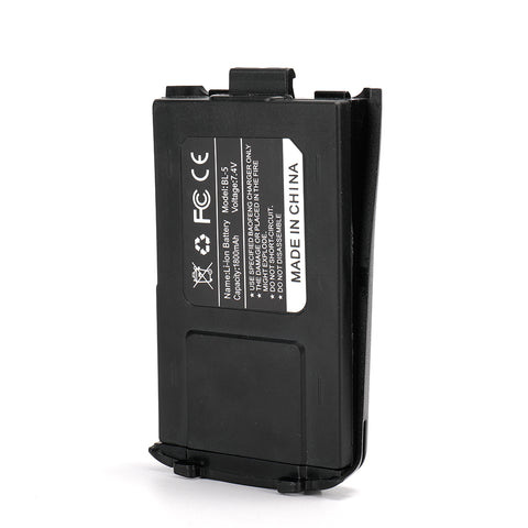 Battery for Baofeng UV-5R EX 1800mAh
