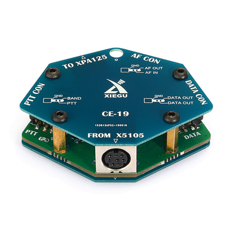 Xiegu CE-19 Data Interface Expansion Card - Radioddity