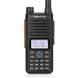 Radioddity GA-510 | 10W | Dual Band | Tri-power | Support CHIRP | 2 Batteries - Radioddity