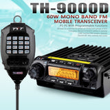 TYT TH-9000D 400-490MHz 45W 200CH Scrambler Car Mobile Radio Transceiver