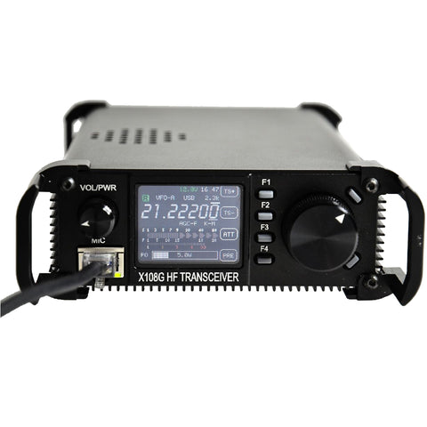 Xiegu X108G OUTDOOR VERSION [DISCONTINUED] - Radioddity