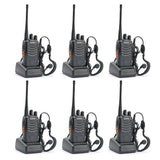6 pcs x BaoFeng BF-888S Two Way Radio - Radioddity