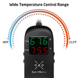 XpertMatic MH-2000 Accuracy Digital Temperature Controller - Radioddity