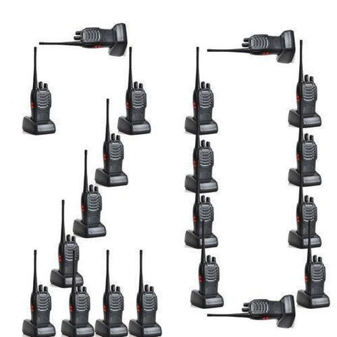 Baofeng BF-888S Two Way Radio [20 Packs]