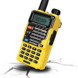 Baofeng UV-5R PLUS [5 Colors] | DUAL BAND | 4/1W | 128CH | FLASHLIGHT - Radioddity