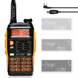 Baofeng GT-3TP Mark III Two way Radio + Programming Cable - Radioddity