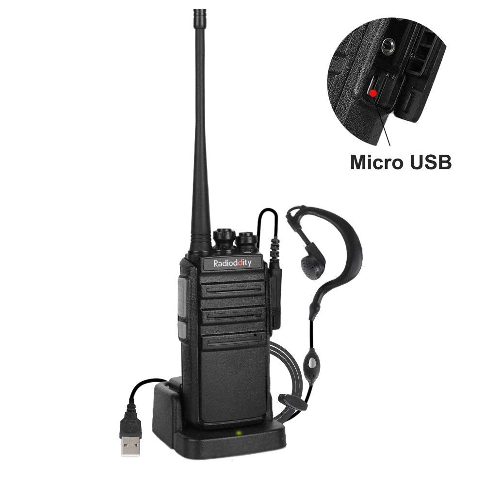 GA-2S UHF Two way Radio VOX Squelch