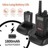 Baofeng x Radioddity UV-5R EX 5W Dual Band Two Way Radio
