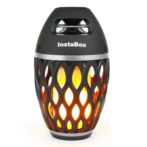 InstaBox FS18 Firestarter LED Flame Speaker Bluetooth 4.2 - Radioddity