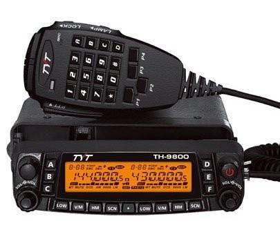 TYT TH-9800 Plus Quad Band 50W Mobile Car Radio - Radioddity