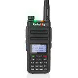 Radioddity GD-77 | Dual Band | 2 Time-slot DMR | 2200mAh | 5W | with Cable - Radioddity