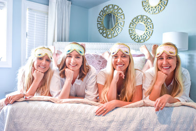 Throw a Perfect Breakfast at Tiffany's Themed Slumber Party!