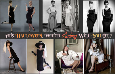 On why Audrey Hepburn is the Quintessential Halloween Inspiration for the Modern day Women…by a woman whose entire destiny unfolded after watching Breakfast at Tiffany's.