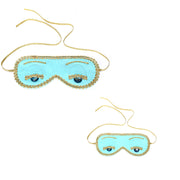 Mini Holly Iconic Sleep Mask Inspired By Breakfast At Tiffany's - Utopiat