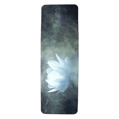 UTOPIAT's Enduring Lotus - the premium eco yoga mat - Utopiat