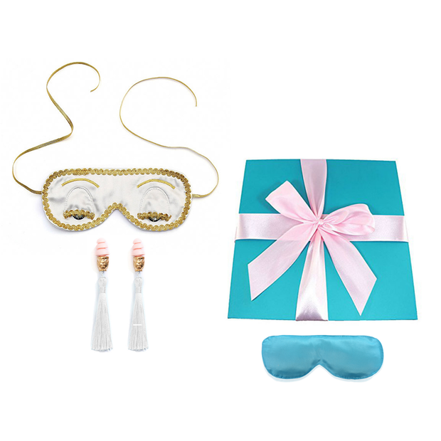 Holly Gift Boxed Sleeping Beauty Set in Technicolors Inspired By Breakfast At Tiffany's - Utopiat