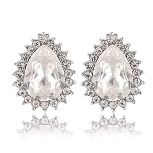 Holly Premium Crystal Earrings Inspired By Breakfast At Tiffany's - Utopiat