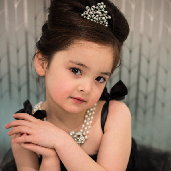 Breakfast at Tiffany's - Mini Costume Tiara